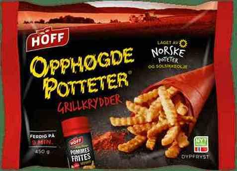 Bilde av Hoff Opphøgde Potteter med grillkrydder.