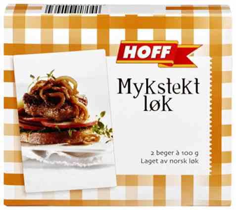 Bilde av Hoff Mykstekt Løk.