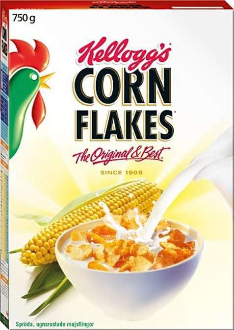 Bilde av Corn flakes.