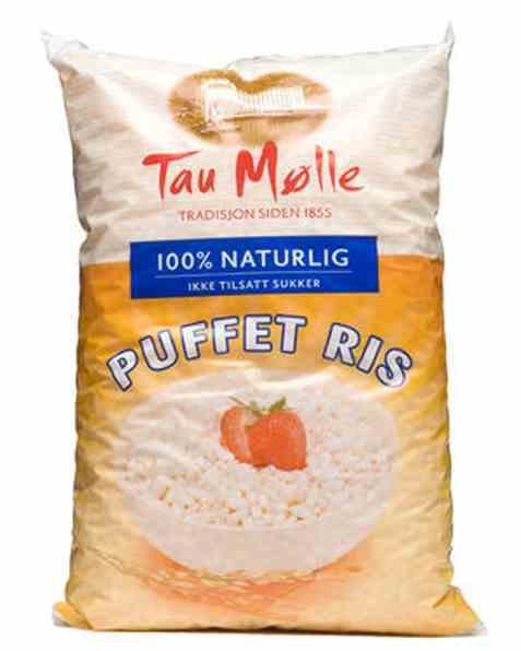Bilde av Puffet ris.