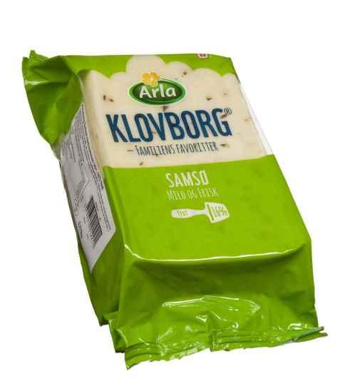 Bilde av Samsø.
