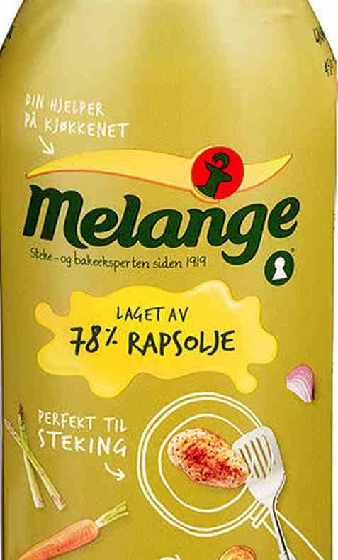 Bilde av Margarin, Melange, flytende.