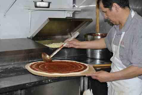 Bilde av Pizzafyllbasis, uten kjøtt.