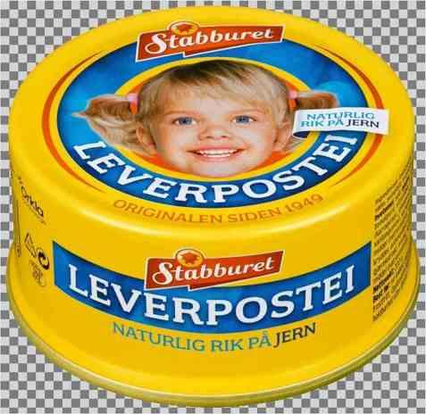 Bilde av Stabburet Leverpostei.