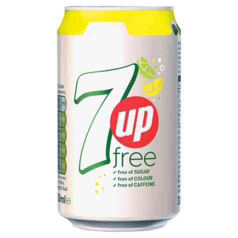 Bilde av 7 Up Free.