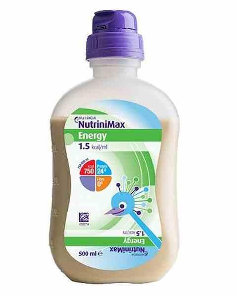 Bilde av Nutricia Nutrinimax Energy.