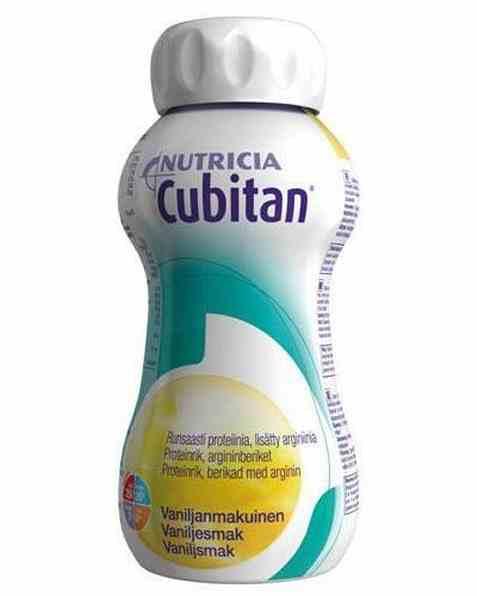 Bilde av Nutricia Cubitan vanilje.