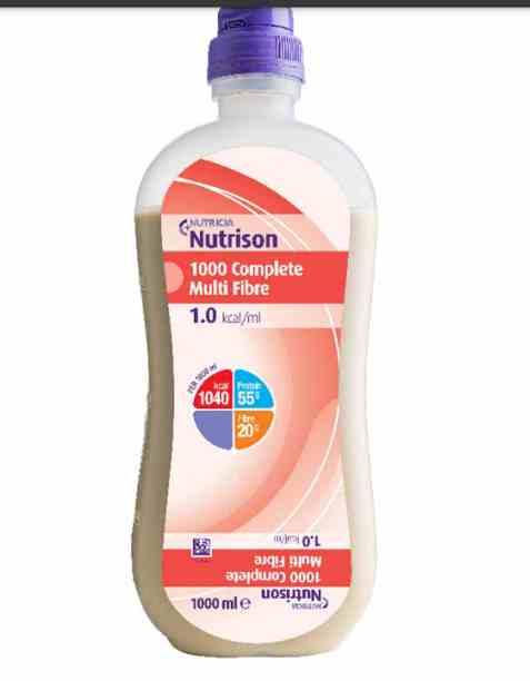 Bilde av Nutricia Nutrison 1000 Complete Multi Fibre.
