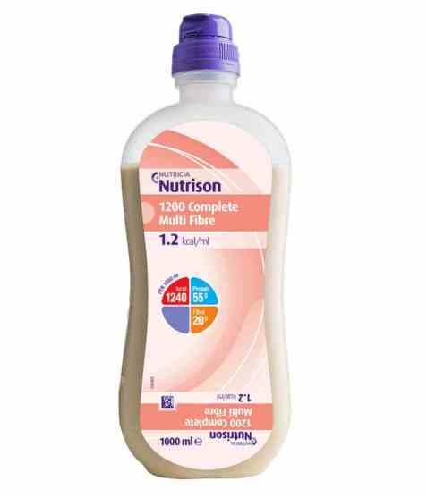 Bilde av Nutricia Nutrison 1200 Complete Multi Fibre.