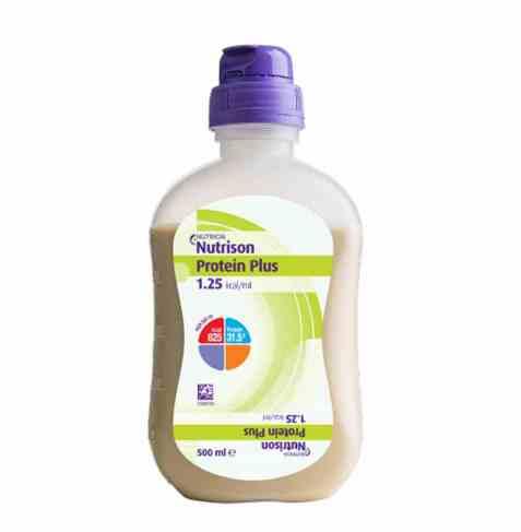 Bilde av Nutricia Nutrison Protein Plus.