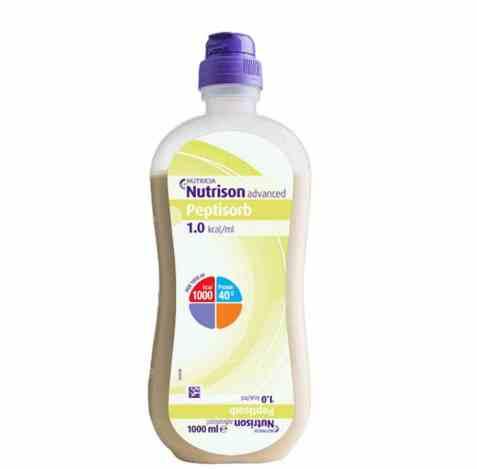 Bilde av Nutricia nutrison advanced Peptisorb.