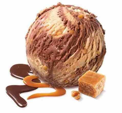 Bilde av Møvenpick chocolate & Salted Caramel 2,4l.