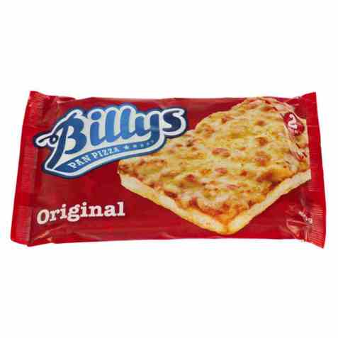 Bilde av Billys Pan Pizza Original.