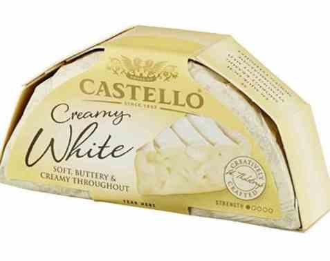 Bilde av Arla castello Creamy White.