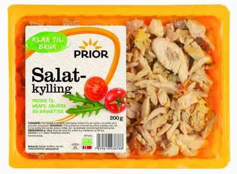 Bilde av Prior salatkjøtt kylling grillet.