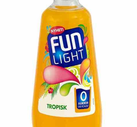 Bilde av Fun Light tropical.