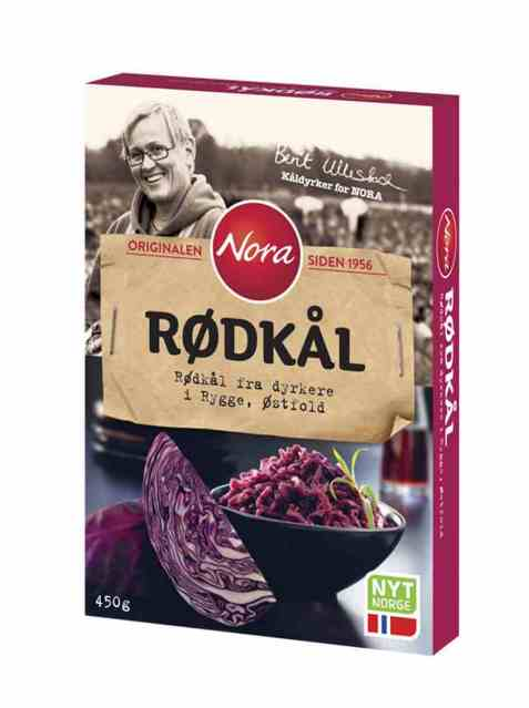 Bilde av Nora Rødkål.