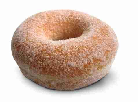 Bilde av Aunt Mabel sugar donut.