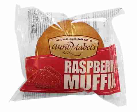 Bilde av Aunt Mabel raspberry muffin.