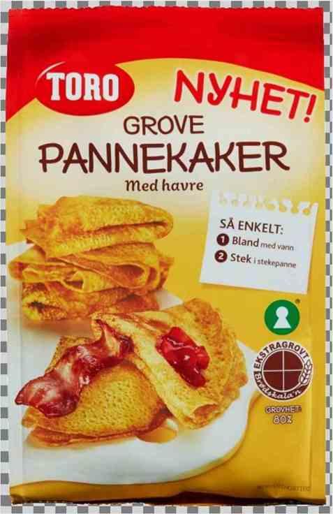 Bilde av Toro grove pannekaker.