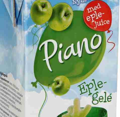 Bilde av Tine Piano eplegele.