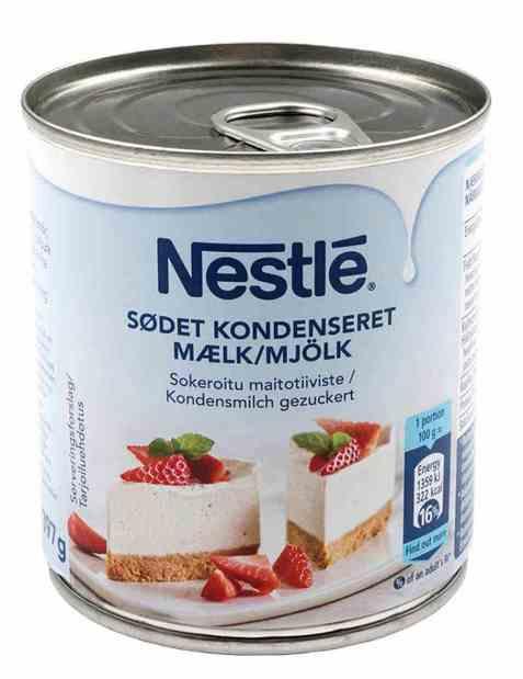 Bilde av Nestle søt vikingmelk.