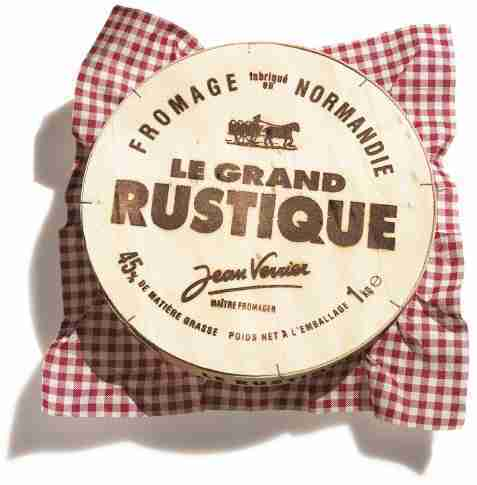 Bilde av Le Grand Rustique Camembert.