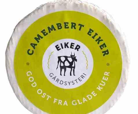 Bilde av Eiker Camembert.