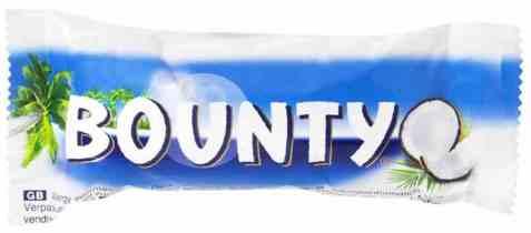 Bilde av Mars Bounty mini 28gr.