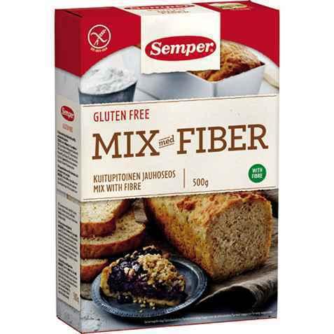 Bilde av Semper mix med fiber.