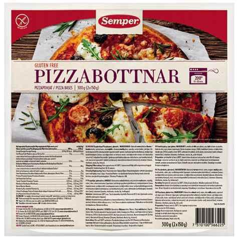 Bilde av Semper Pizzabottnar.