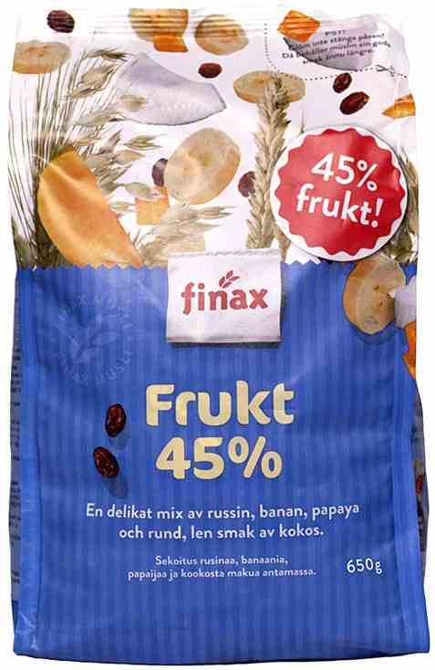 Bilde av Finax Frukt 45 prosent.