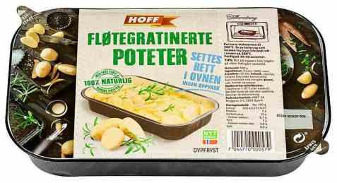 Bilde av Hoff Fløtegratinerte Poteter.