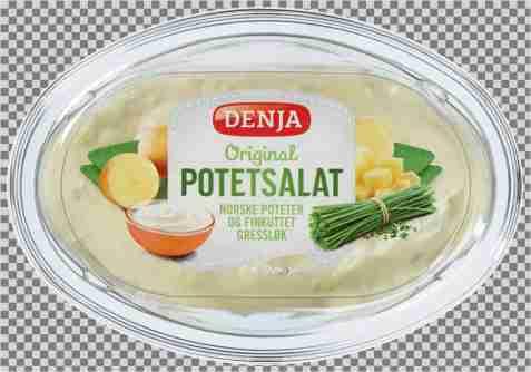 Bilde av Denja potetsalat.