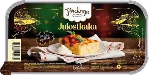 Bilde av Frödinge julostkake.