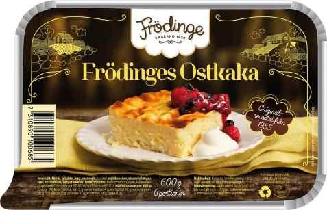 Bilde av Frødinge ostkake.