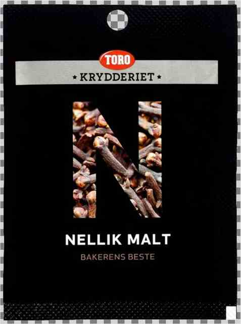 Bilde av Toro Krydderiet Nellik Malt.
