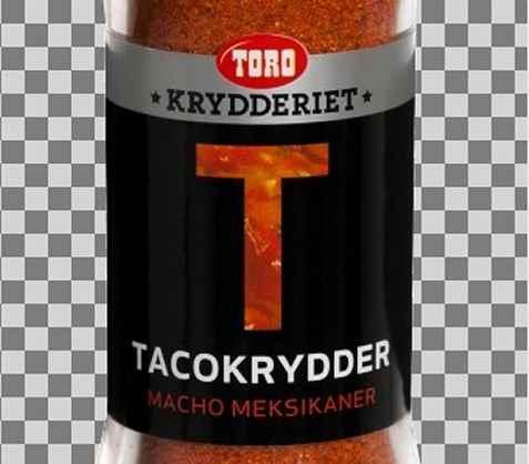 Bilde av Toro Krydderiet Tacokrydder.