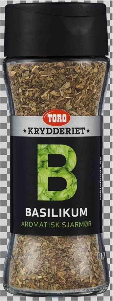 Bilde av Toro krydderiet Basilikum.