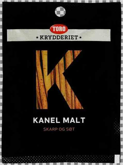 Bilde av Toro krydderiet kanel malt.