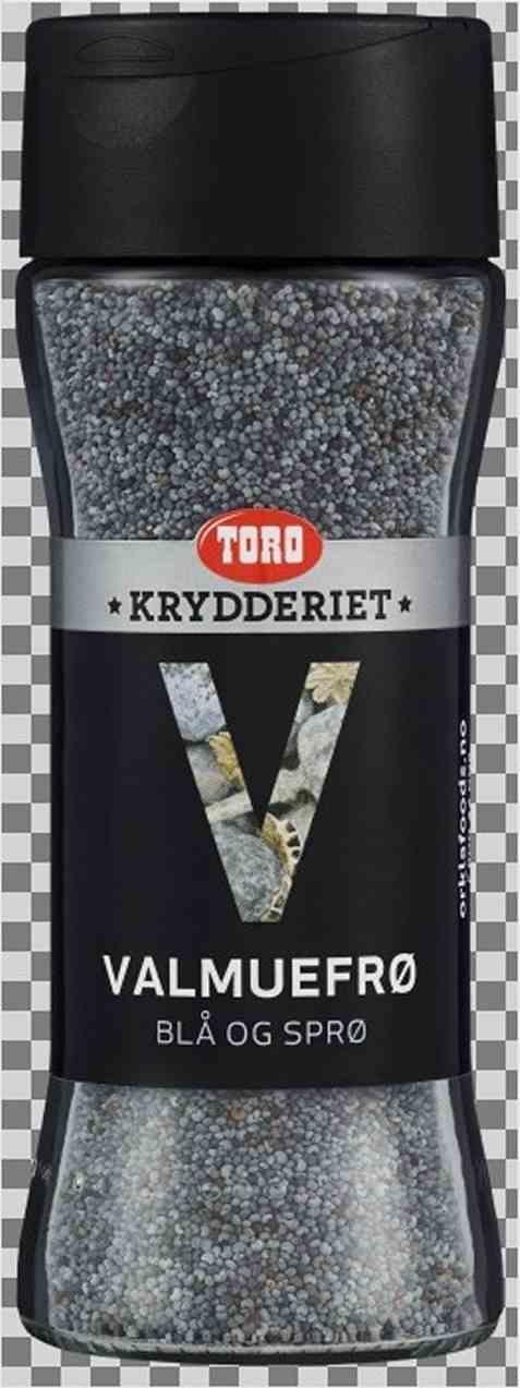 Bilde av Toro Krydderiet Valmuefrø Blå.
