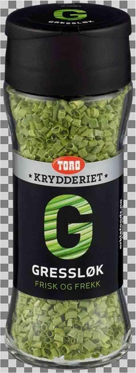 Bilde av Toro krydderiet Gressløk.