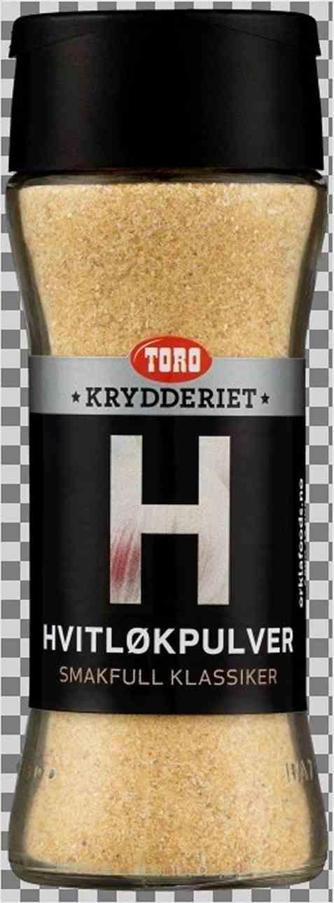 Bilde av Toro krydderiet Hvitløkpulver.