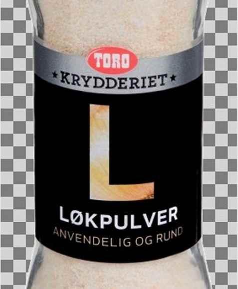Bilde av Toro Krydderiet Løkpulver.