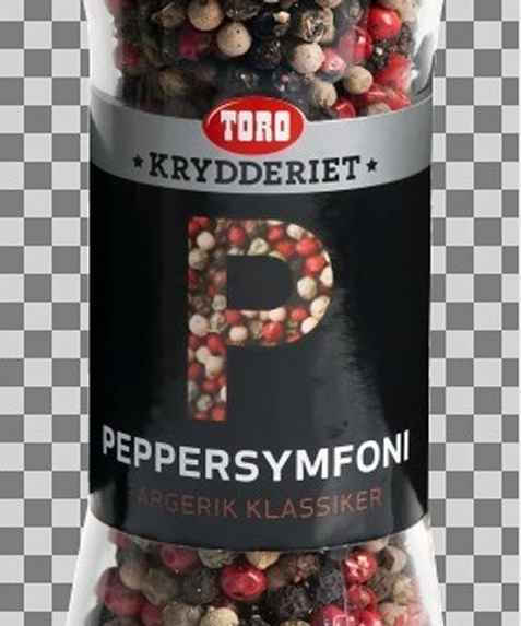 Bilde av Toro Krydderiet Peppersymfoni.