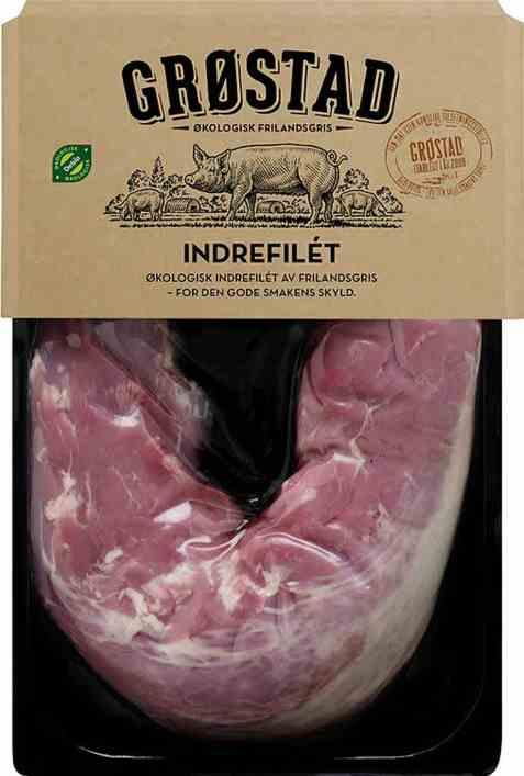 Bilde av Grøstadgris svin indrefilet.