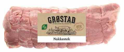 Bilde av Grøstadgris svinenakke.