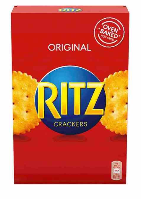 Bilde av Ritz Crackers.