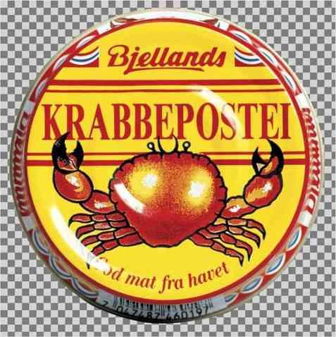 Bilde av Bjellands krabbepostei.