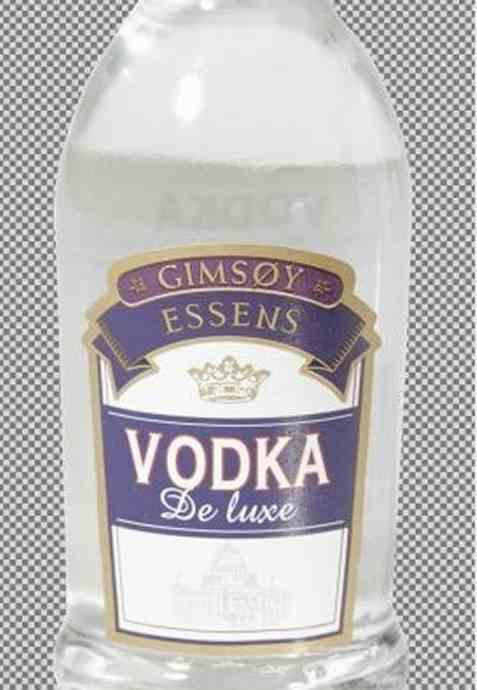 Bilde av Gimsøy Br.v.essens Vodka 40ml.